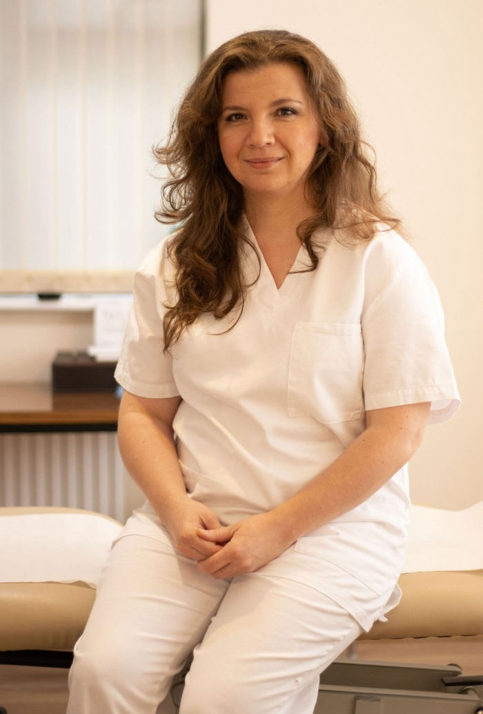 Irina Szmelskyj registered fertility acupuncturist